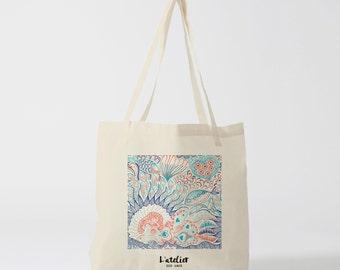X433Y Tote bag sea, canvas bag, shopping bag, purse, bag of races, classes bag, shopping bag, market bag, beach bag