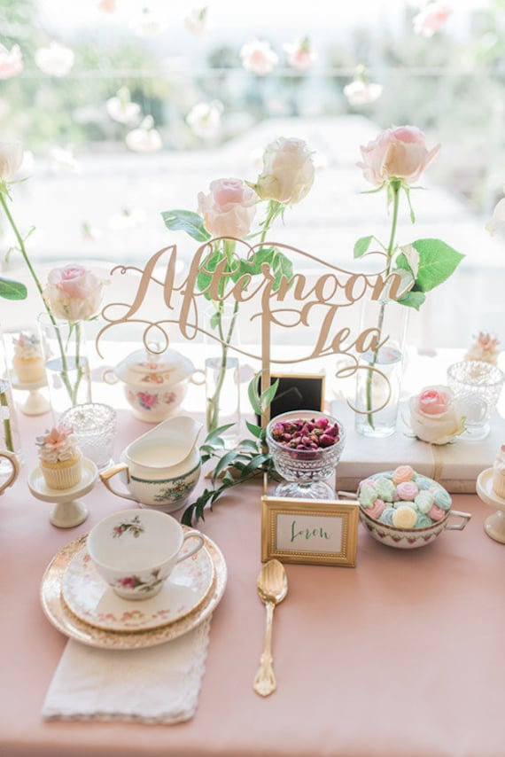 Tea Party Decoration, Alice in Wonderland Decor, Tea Party, Tea Party Decor, Alice in Wonderland, Sweet Tea Sign, Tea Party,