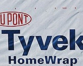 Tyvek Tarp 9' X 9' - Use for under tent or other outdoor needs