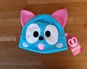 Happy cat Fairytail inspired cosplay fleece hat