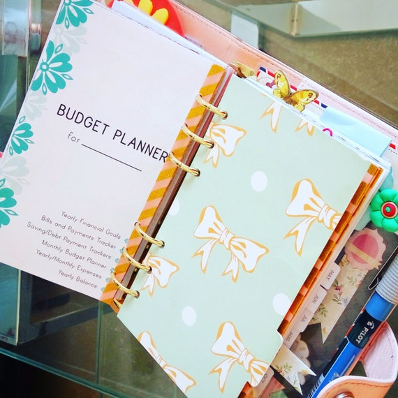 6 Editable Family Budget Planner Template ...