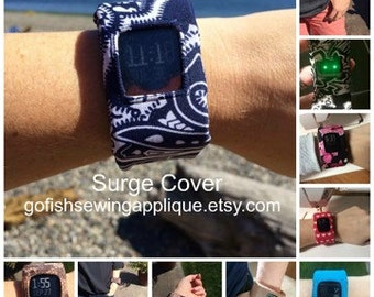 Fitbit Surge band cover, Surge sleep band, wearable tech
