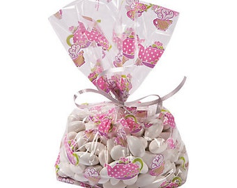 12/ Tea Party treat Bags