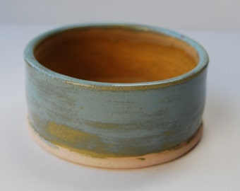 Small Handcrafted Prep Bowl, Small Ceramic Bowl, Small Bowl, Small Pottery Bowl