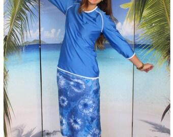 Aqua Modesta swim skirt