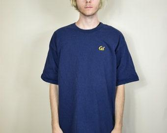 Blue UC Berkeley T-Shirt
