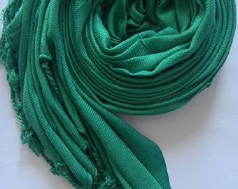 Set of 3 GREEN PASHMINA,best Christmas Gifts,bridesmaid shawls,Green pashmina set,3 pashmina shawl,pashmina scarf,Indian designer wear scarf