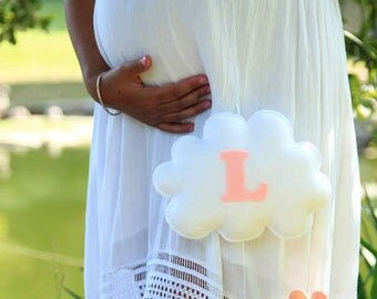 Love Cloud Mobile - Made to Order | Nursery Decor | Baby | Kids | It's Raining Love!