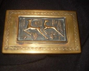 Judaica Box PAL-BELL Israel  1950s