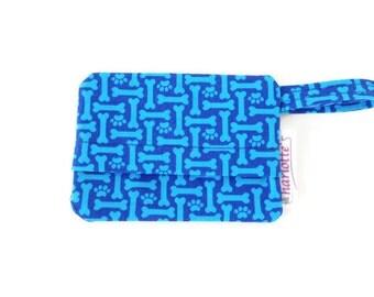 Blue Bones Waste (Poop) Bag Holder