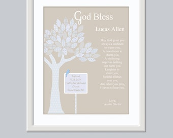 Personalized baptism etsy baptism gift for godson personalized baptism gift catholic baptism gift unique baptism gift negle Image collections