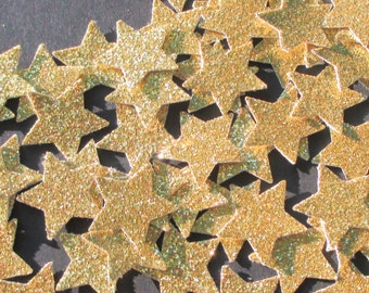 BEST SELLER-200-gold star confetti-Twinkle little Star decoration-Bridal Shower decorations-Wedding confetti-Birthday party-glittery stars-