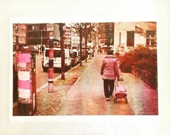 SALE Berlin Photography Riso Print