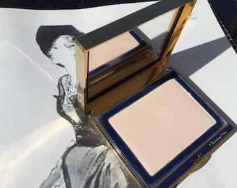 Rare Christian Dior ltd edition 1988 jewelled powder compact
