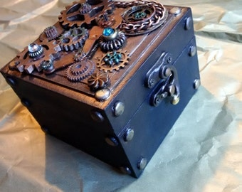 Steam Punk Trinket Box