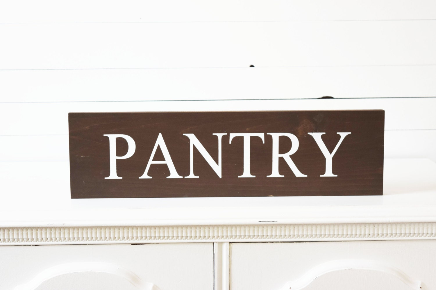 Pantry Sign Farmhouse Decor Rustic Home Decor Farmhouse