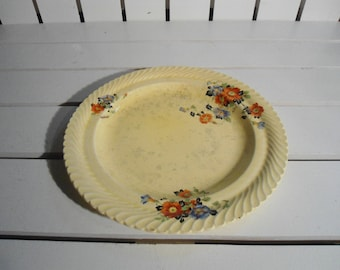 Antique, Limoges, French Cottage, Shabby Chic, Gift for Her, Cabinet Plates, Wedding Gift, Farmhouse, Home Decor, Display, Vintage Plates