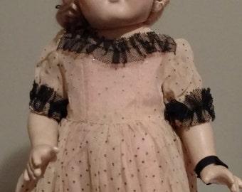 """16"""" Marked 1937-1941 Composition Madame Alexander """"PRINCESS ELIZABETH"""" DOLL"""