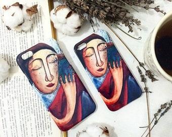 140 Painting Iphone Case - iPhone 6 - Iphone 6 plus case - Iphone 5 case - Samsung s2 s3 s4 s5 case - iPhone 5S case - phone cases