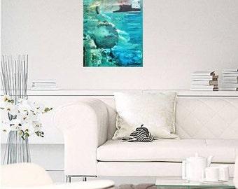 Wall Art, paintings on canvas, small paintings, art, canvas art, landscape oil paintings, art deco, nursery wall art, paintings original