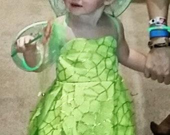 Girl's Tinkerbell Dress