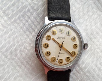 Vostok soviet watch, mens watch, Wostok watch, rare watch, mechanical wathc 17jewels