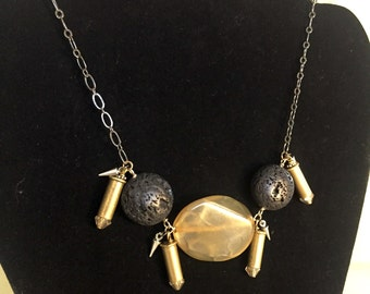 Agate 22 Necklace