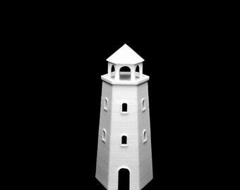 3D printed lighthouse