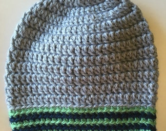 Stripe Baby Hat