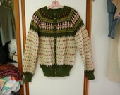 Reserved for AH - Vintage Nordic Sweater Paul Mage Denmark