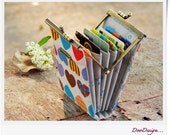 Business card holder / Credit card case / Credit card organizer / Fold card case / Gift card wallet