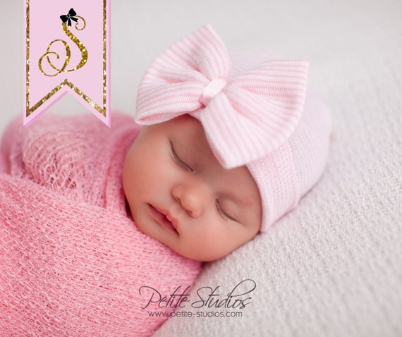 newborn hat baby girl hat newborn girl hat baby girl hat