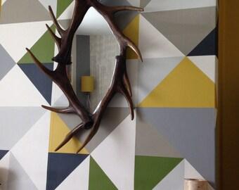 Large isosceles Wallpaper