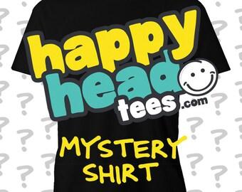 50% OFF Mystery Shirt - American Apparel Cotton Men's T-Shirt