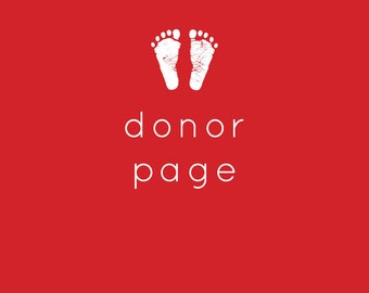 Sperm Donor Page