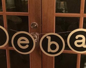 Pie Bar Banner