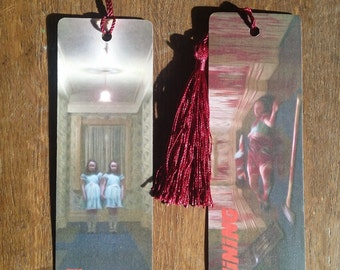 "The Shining ""Grady twins"" bookmark"