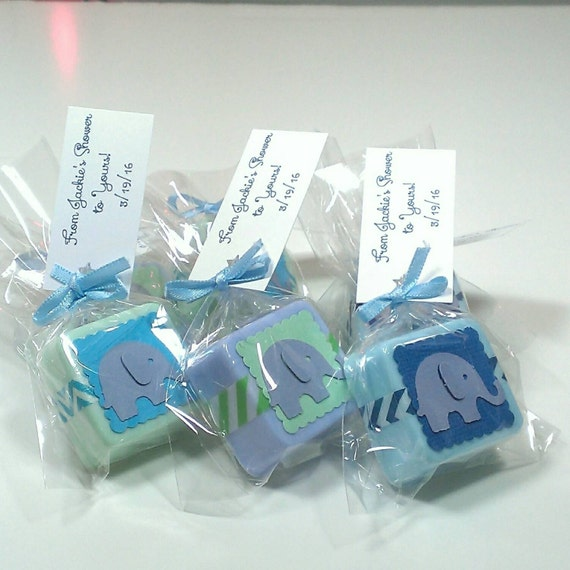 24 baby shower favors elephant shower favors elephant baby shower