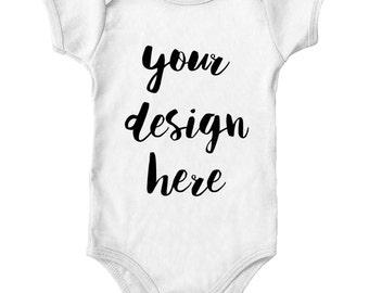 Custom Onesie, Baby Onesie, Baby Clothes