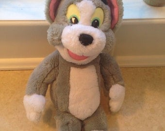 Tom Plush from Tom and Jerry
