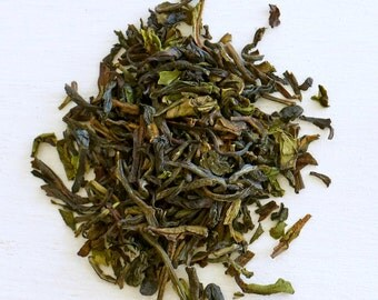 HIMALAYAN JUN CHIYABARI - Organic loose leaf black tea, exclusive tea from the pristine Himalayan region of Nepal