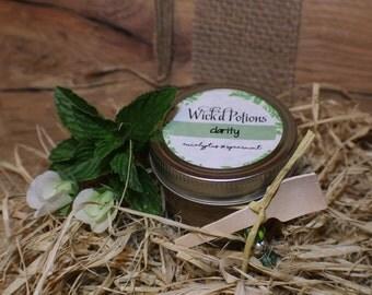 Clarity Sugar Scrub (Eucalyptus & Spearmint)