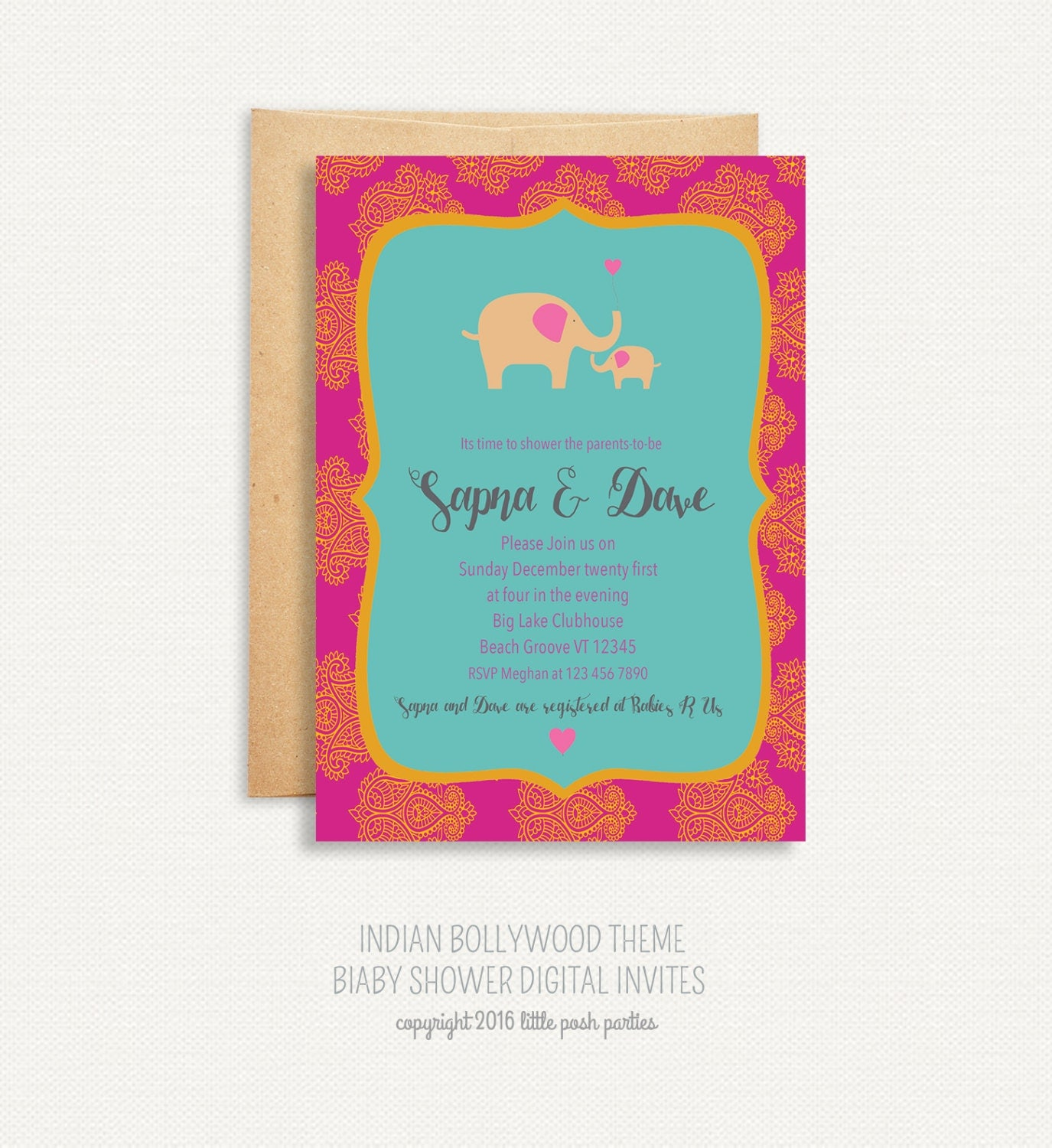 indian baby shower invitation cards - 28 images - indian baby shower ...