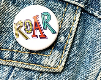 ROAR Badge