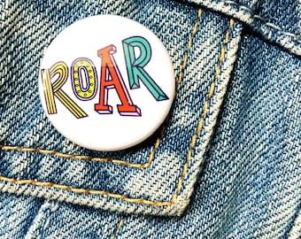 ROAR Badge