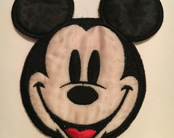 Vintage Mickey Mouse Patch from 1960's
