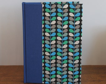 Journal or Diary Medium with Indian Round Leaf Paper