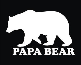 160 Papa Bear..T-shirt .. Great gift!