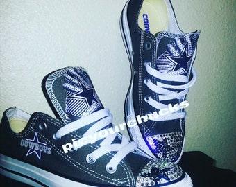 Toddler/Kids Dallas Cowboys Converse