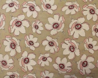 Art Gallery Fabrics Cotton Voile - Plummet Magnolia
